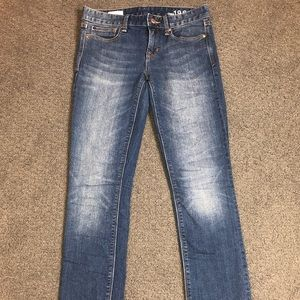 Gap 1969 Women's Real Straight Jeans Size 25s